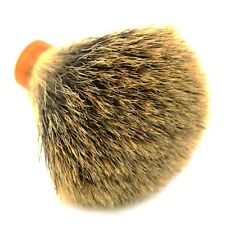 18*60 100% Pure Finest Badger Hair Head Knot For Barber Salon DIY Shaving Brush