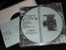 "CHARRED REMAINS AKA MAN IS THE BASTARD / AUNT MARY Gnu / Dis-Corporation 7"" RARE"