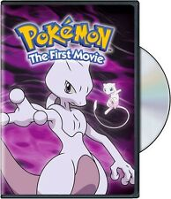 Pokemon The Movie 1: Mewtwo Strikes Back DVD