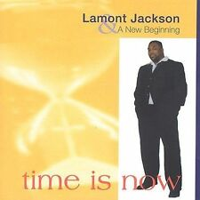 New Beginning, Jackson, Lamont: Time Is Now  Audio Cassette