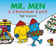 Mr. Men A Christmas Carol (Mr. Men & Little Miss Celebrations), Hargreaves, Roge