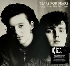 TEARS FOR FEARS Songs from the big chair - LP / Vinyl - Back To Black 2014 + MP3