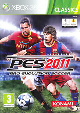 Pro Evolution Soccer PES 2011 Classics (Calcio) XBOX 360 IT IMPORT KONAMI