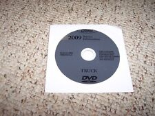 2009 Ford F150 Truck Shop Service Repair Manual DVD XL XLT Lariat  STX FX4