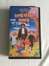VERY RARE Disney's Song of the South Pal VHS
