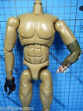 Sideshow 1:6 The Dead Tactical Containment Unit Operator Figure - Muscular Body