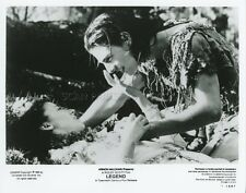 TOM CRUISE MIA SARA LEGEND RIDLEY SCOTT 1985 VINTAGE PHOTO ORIGINAL #5