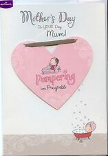 CUTE MOTHER'S / MOTHERS DAY CARD BY HALLMARK FOR MUM... NICE VERSE