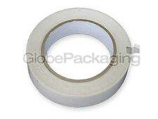 6 Rolls Of STRONG DOUBLE SIDED Sticky Tape 25mm x 50M