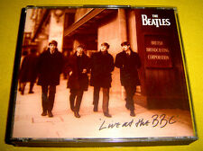 Made In Holland:THE BEATLES - Live At The BBC 2 CD SET,Booklet,RARE,VG- BEATLES