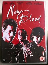 John Hurt Nick Moran Carrie-Anne Moss NEW BLOOD ~ 1999 Crime Thriller ~ UK DVD