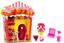NEW! Mini Lalaloopsy Cake Dunk N' Crumble #8 of Series 8!