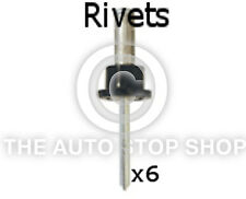 Rivets Alluminium Alloy Steel Mandrel Peugeot ION/Partner etc 10161pe 6 Pack