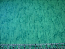 3 Yards Quilt Cotton Fabric - Red Rooster The Quilt Shop Med Green Marble Stripe