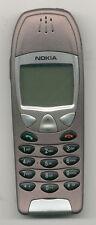 Nokia 6210 gris plata estado original teléfono del automóvil como nuevo MB mercedes VW AUDI