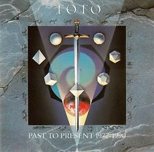 TOTO : PAST TO PRESENT (1977-1990) / CD (COLUMBIA COL 465998 2) - TOP-ZUSTAND