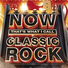 Now That's What I Call Classic Rock - Various Artists (Album) [CD]