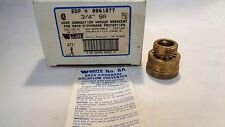 "NEW IN BOX WATTS NO.8A 3/4"" HOSE CONNECTION VACUUM BREAKER BACK FLOW PREVENTER"