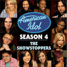 American Idol Season 4: The Showstoppers by Various Artists (CD, May-2005, RCA)