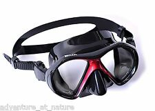 Adventure At Nature Bravo Freediving Snorkeling Spearfishing Scuba Dive Mask