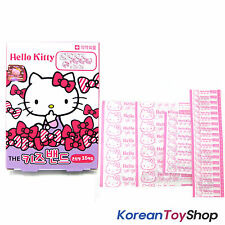 Hello Kitty Kids' Cute Band Aid Bandages Mixed 16 Pads