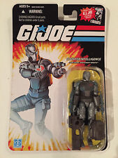 "GI Joe Counter Intelligence Mercenary Wraith 4"" Action Figure 2007 Comic Series"