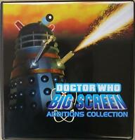 Dr Doctor Who Big Screen Additions Trading Card Binder from Strictly Ink