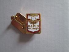 a1 RAPID BUCARESTI FC club spilla football calcio fotbal pins broches romania