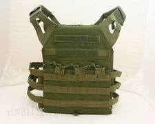 JPC Tactical Vest Plate Carrier - OD