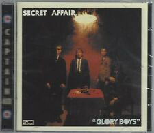 SECRET AFFAIR - GLORY BOYS - (still sealed cd) - MODSKA CD 14