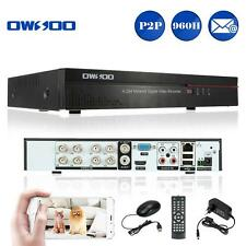 OWSOO 8 Channel 960H/D1 Digital Video Recorder 8CH Network DVR P2P H.264 EU B6E5