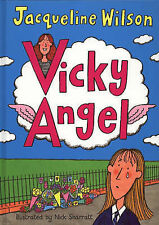 """Vicky Angel Jacqueline Wilson """"AS NEW"""" Book"""