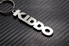 KIDDO Kidda Kid Scouse Slang Family Brother Sister Son Daughter Keyring Keychain