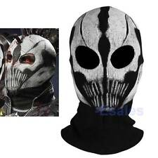 New Call of Duty COD Commander Elias Balaclava Ghost Mask Skull Face Hood