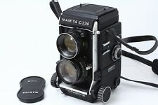 """""""Exc+++"""" Mamiya C330 Professional TLR w/ Sekor DS 105mm f/3.5 Lens From Japan"""