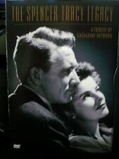 The Spencer Tracy Legacy (DVD) A Tribute by Katharine Hepburn WORLDWIDE SHIP!