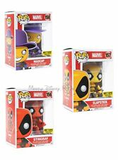 Funko Pop! Marvel Deadpool Mystery Blind Box Vinyl Figure Hot Topic Exclusive