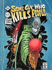 Some Guy Who Kills People [DVD], Good DVD, Kevin Corrigan, Lucy Davis, Barry Bos