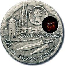 NIUE 1 $ 2008 SZLAK BURSZTYNOWY. KALININGRAD