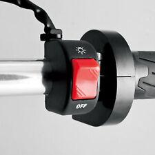 New  Universal Handlebar Light Switch Enduro Motorbike Road Trail Headlight