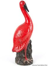 China 20. Jh. Figur - A Chinese Stoneware Model Of An Ibis - Cinese Chinois