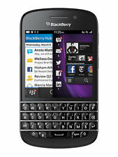 Brand New Sealed BlackBerry Q10 - 16GB - Black (AT&T) Smartphone