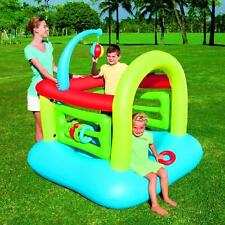 BESTWAY INFLATABLE OUTDOOR GARDEN CHILDRENS ACTIVITY PLAY CENTRE BOUNCY CASTLE