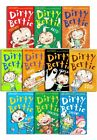 Dirty Bertie series Collection David Roberts 10 Books Set Pack bundle NEW Toothy