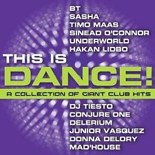 Zz/Various Artists - This Is Dance (2003) - Used - Compact Disc