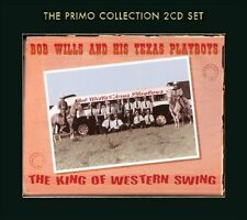 The King of Western Swing [Primo] by Bob Wills and His Texas Playboys (CD, Sep-2