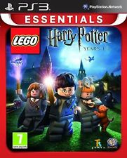LEGO Harry Potter Years 1-4 Essentials PS3 NEW SEALED FAST DISPATCH