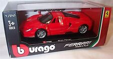 Enzo Ferrari Red 1-24 Scale Model New in box
