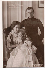 Vintage Postcard  Duke & Duchess of Brunswick, Prince & Princess of Hanover