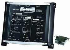 SSL SX310 2/3-way Pre-Amp Electronic Crossover with Remote Subwoofer Control New